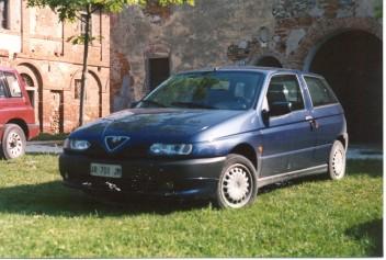 Alfa Romeo in Tuscany
